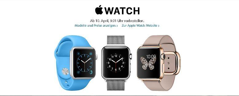 Die Apple Watch ist der Star am Smartwatch-Himmel, doch auch viele andere haben schlaue Uhren im Sortiment.