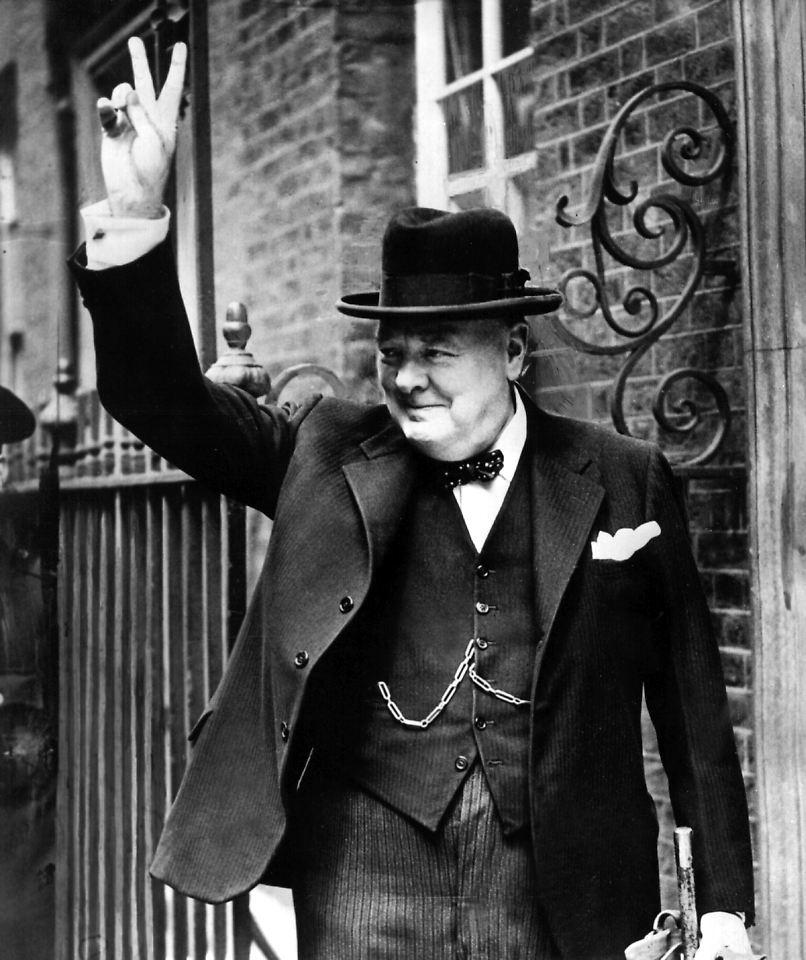 Winston Churchill Victory Quote: Wissenschaftliche Fragestellung: Churchill Befasste Sich