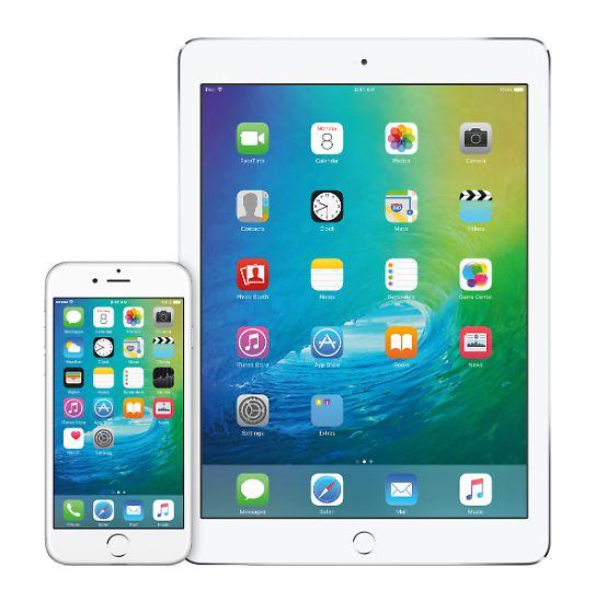 Auf den ersten Blick sieht iOS 9 nicht anders aus als iOS 8. Tatsächlich hat sich Apple bei seinem neuen Betriebssystem für iPhones und iPads mit neuen Funktionen zurückgehalten ...