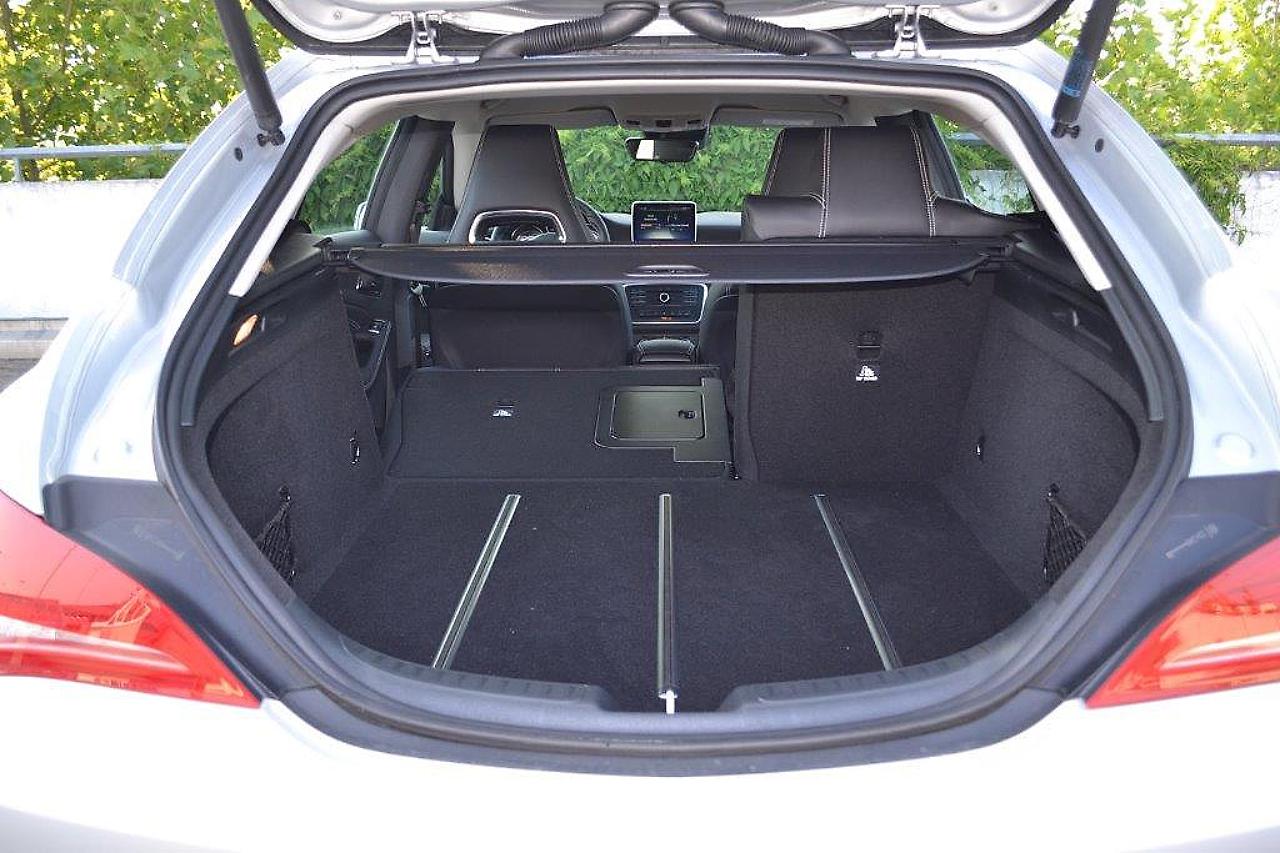 kompakter kombi sportlicher stil cla 250 shooting brake fast wie ein amg n. Black Bedroom Furniture Sets. Home Design Ideas