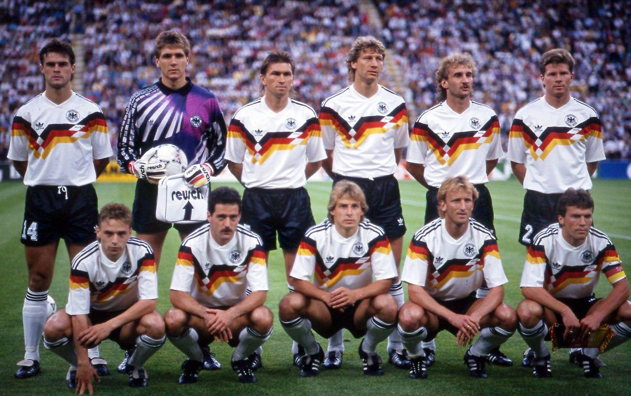 Fussball Wm 1990 Endspiel Deutschland Argentinien
