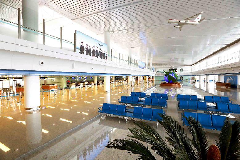 Inlandsflüge sollen weiterhin über den alten Terminal abgefertigt werden.