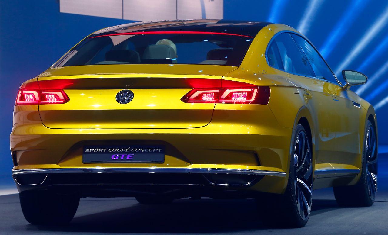 Schlachtschiff mit Signalwirkung: VW Phaeton fährt in Zukunft rein ...