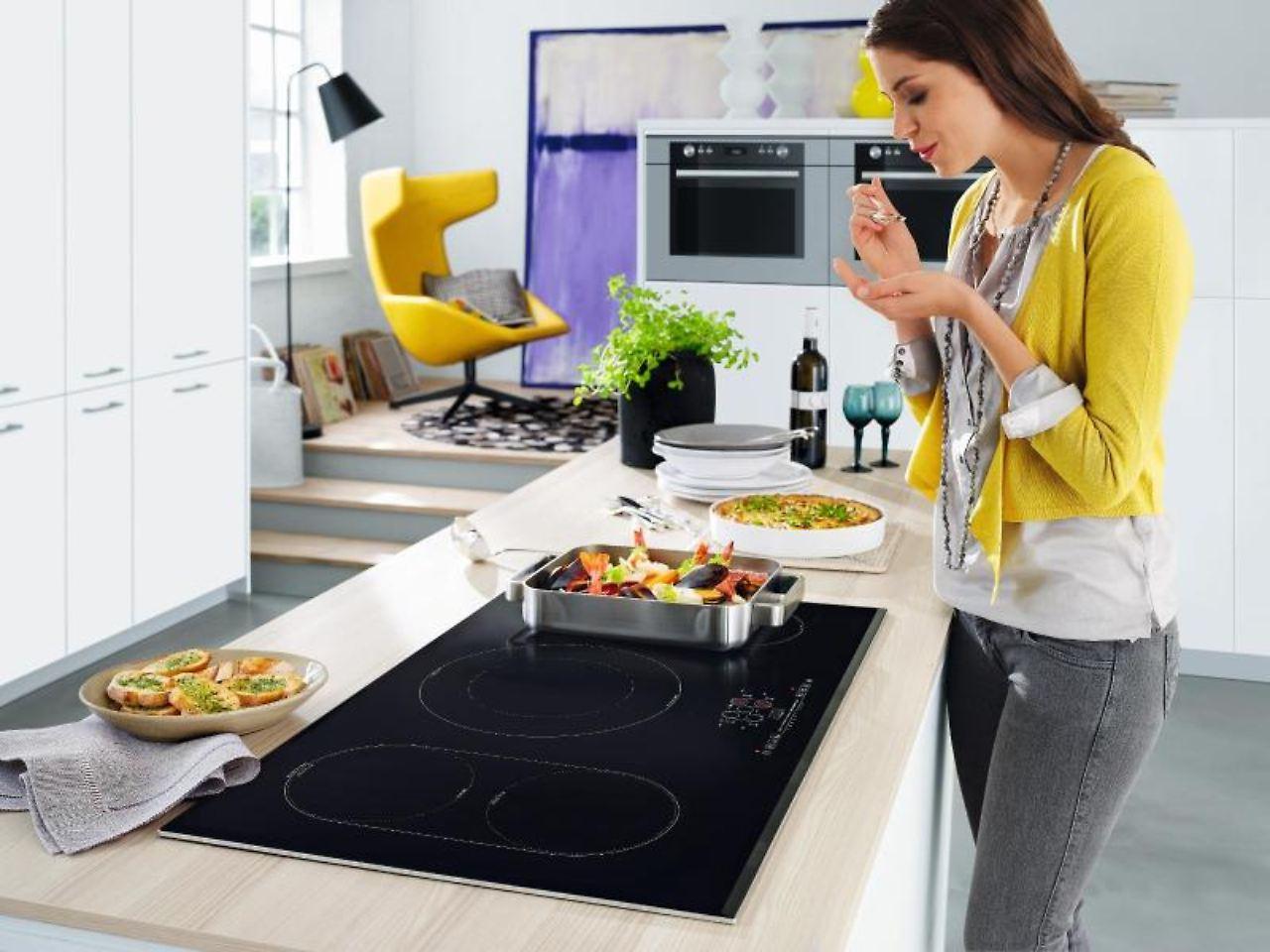 induktion gas oder elektro das richtige kochfeld n. Black Bedroom Furniture Sets. Home Design Ideas