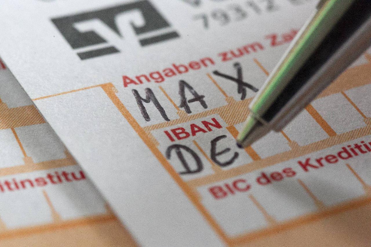 Jetzt aber wirklich!: Im Februar wird IBAN Pflicht - n-tv.de