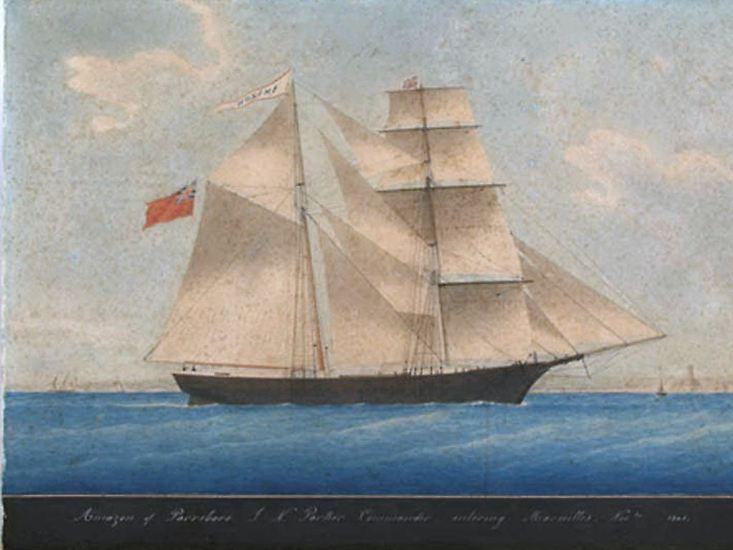 Eines der berühmtesten Geisterschiffe ist die Mary Celeste. Zehn Mann hatte sie an Bord. Doch von denen fehlte jede Spur, als das Schiff ...