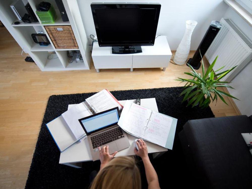 arbeiten im home office diese rechte haben mitarbeiter. Black Bedroom Furniture Sets. Home Design Ideas