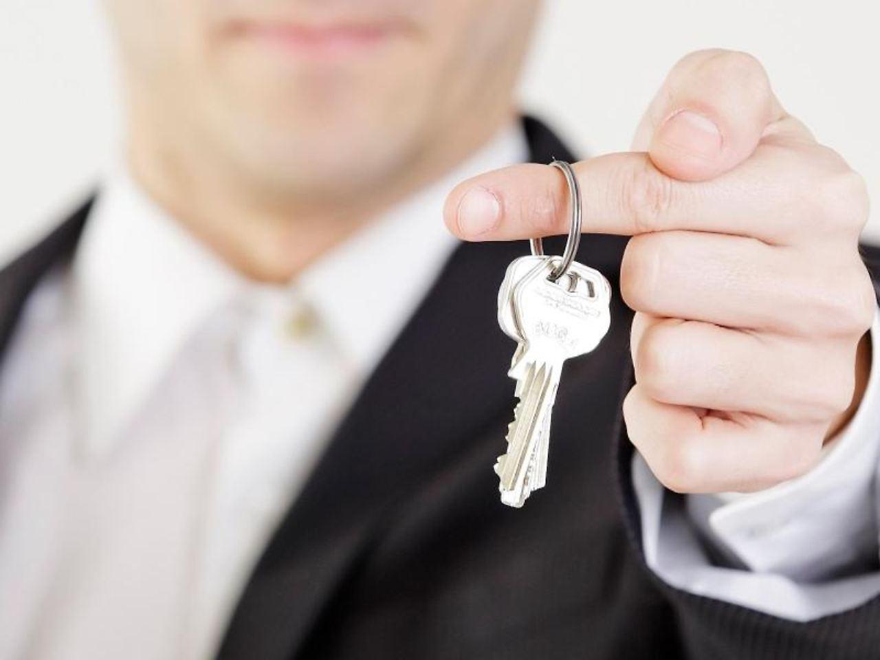 Keine Pflicht Aber Empfehlenswert: Idealerweise Gehen Mieter Und Vermieter  Gemeinsam Durch Die Wohnung Und Fertigen