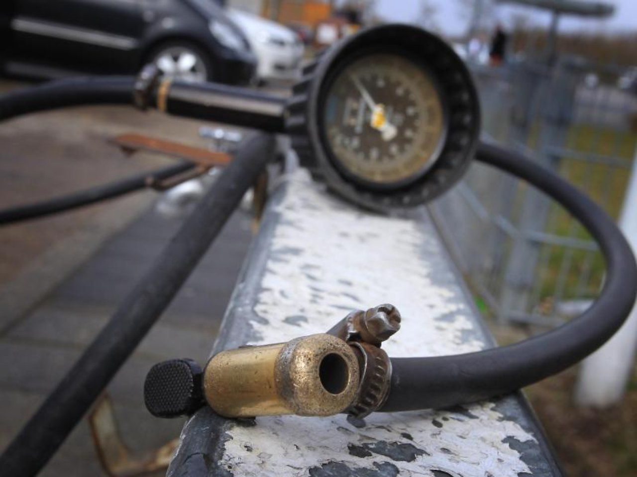 Richtig Druck machen: So wichtig ist der Reifenluftdruck fürs Auto ...