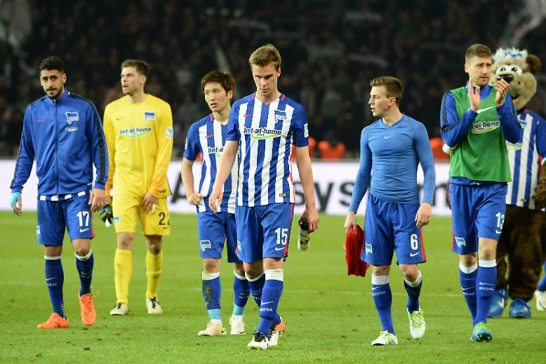 Hertha BSC - Hannover 96 2:2 (1:1)