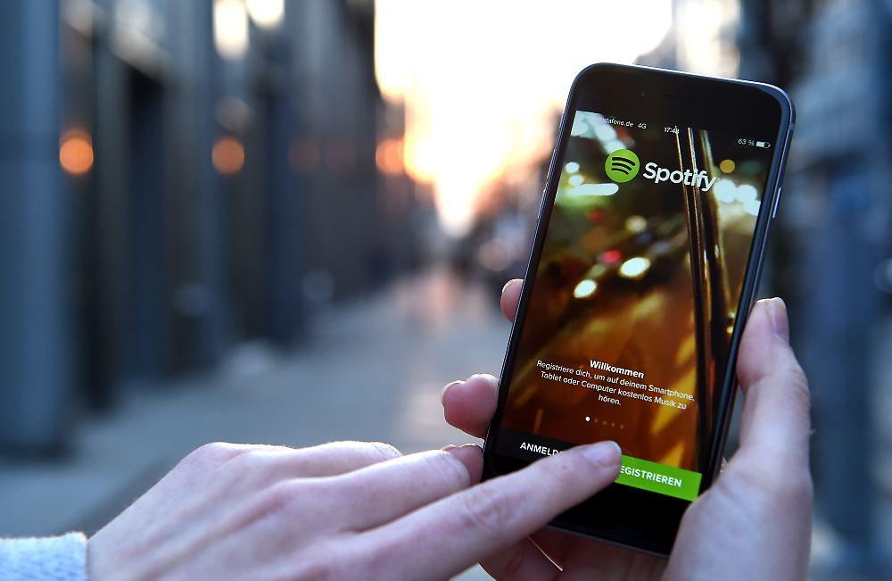 spotify iphone app anmeldung geht nicht