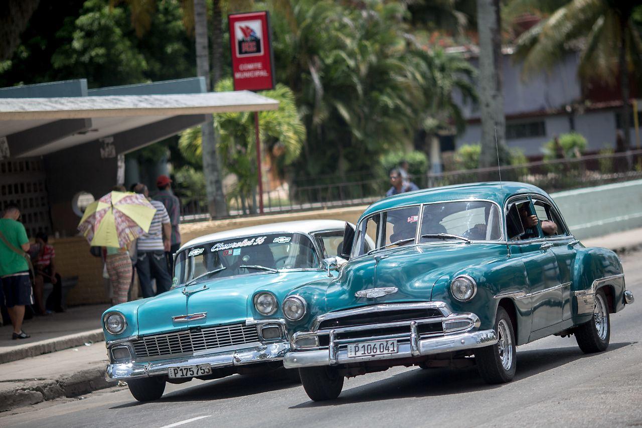 Vintage Kühlschrank Havanna : Kuba erleben havanna im taxi u auf die illegale tour welt