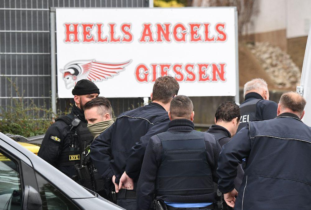 Mord Hells Angels