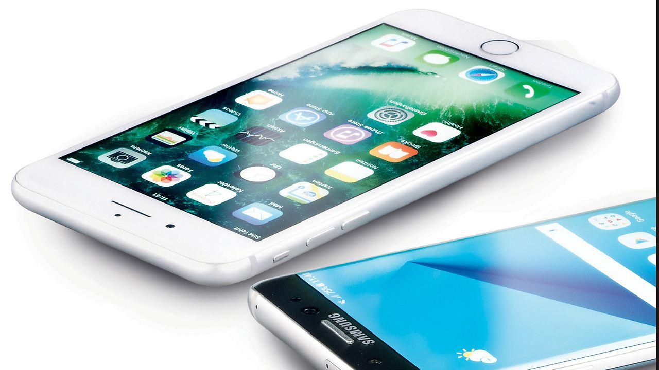 Huawei stark bei Warentest: Galaxy S7 besser als iPhone 7 ...