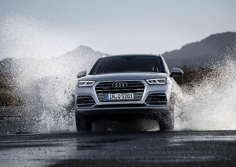 Um festzustellen, dass sich der  SUV-Boom auch im nächsten Jahr fortsetzen wird, braucht es keine Glaskugel. Direkt zum Jahresbeginn kommen bei Audi die technisch weitläufig verwandten Modelle Q5 und ...