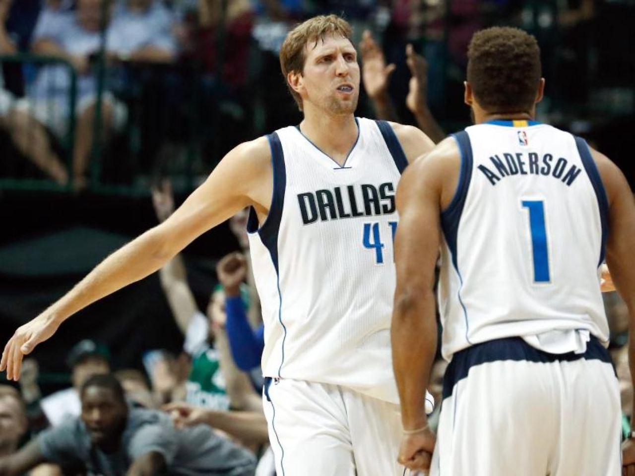 Kein Team so schlecht wie Dallas: Nowitzki wird zum ...