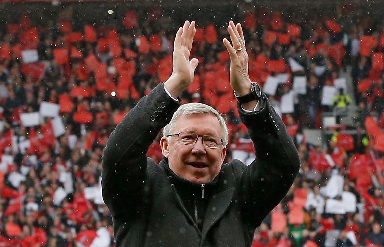 Mehr als ein Vierteljahrhundert trainiert Sir Alex Ferguson den englischen Premier-League-Klub Manchester United ...