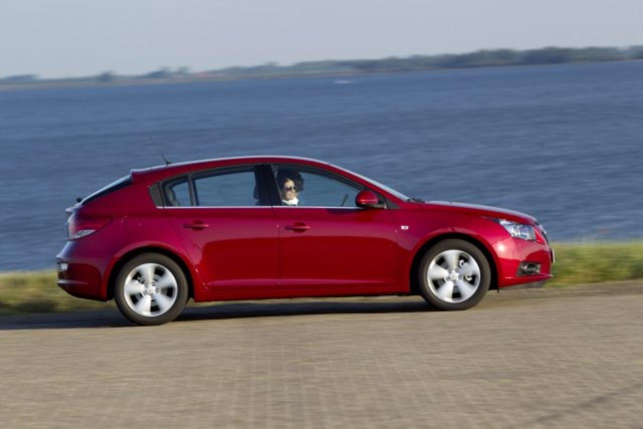 Im Alter ein Absteiger: Chevrolet Cruze wird ab zweiter HU zickig ...