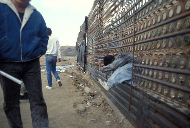 Viele Menschen, die versuchen, illegal in die USA zu kommen, probieren es genau in diesen Gegenden.