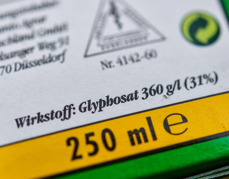 Glyphosat ist nicht krebserregend