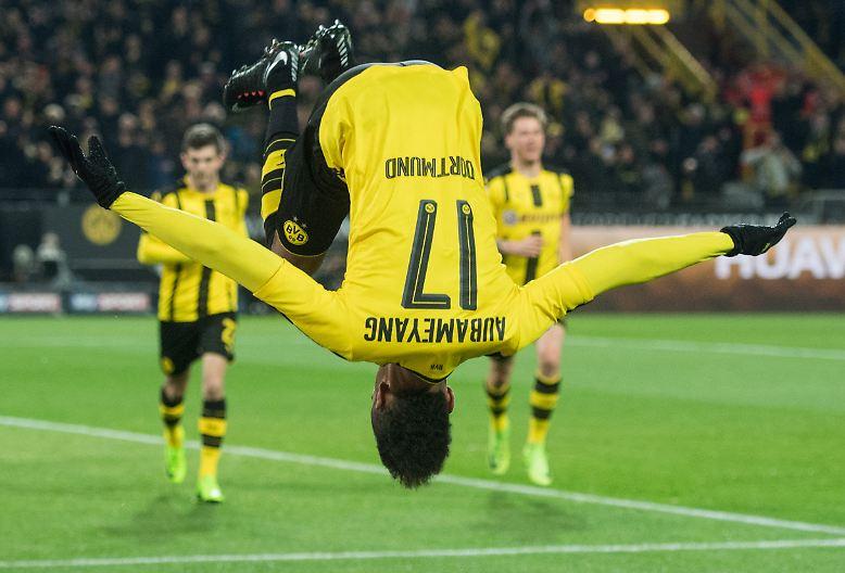 Borussia Dortmund - FC Ingolstadt 1:0 (1:0)