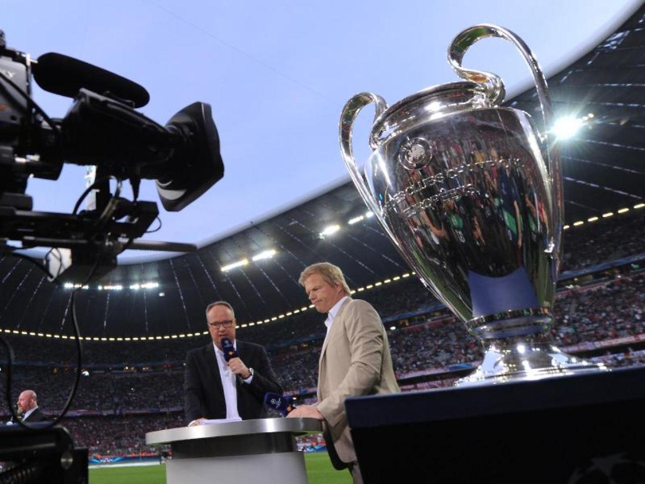 ZDF kann Champions-League-Rechte verlieren - DAZN greift ein