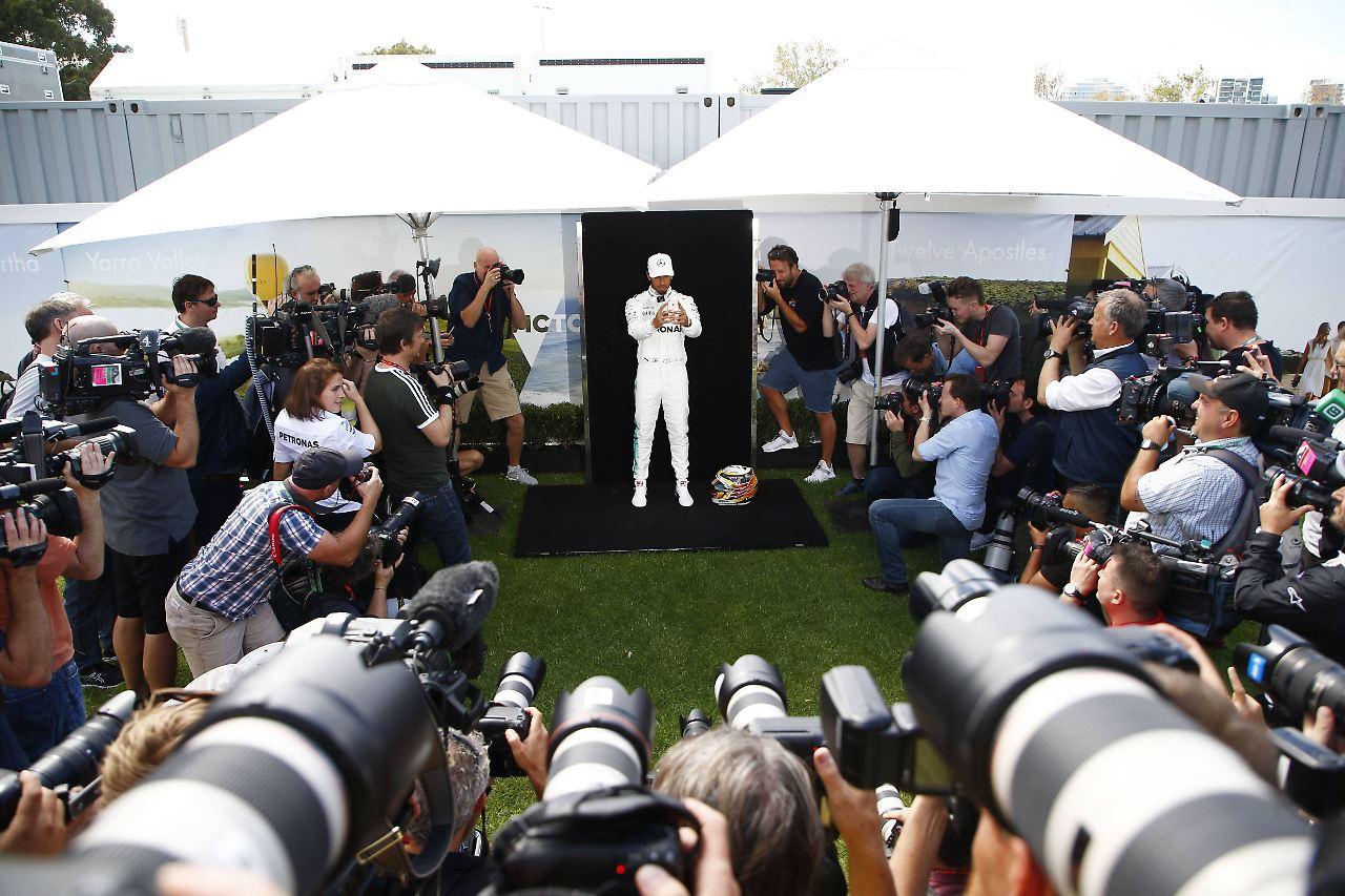 Formel 1: Neue Saison mit alter Hierarchie