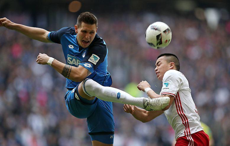 Hamburger SV - 1899 Hoffenheim 2:1 (1:1)