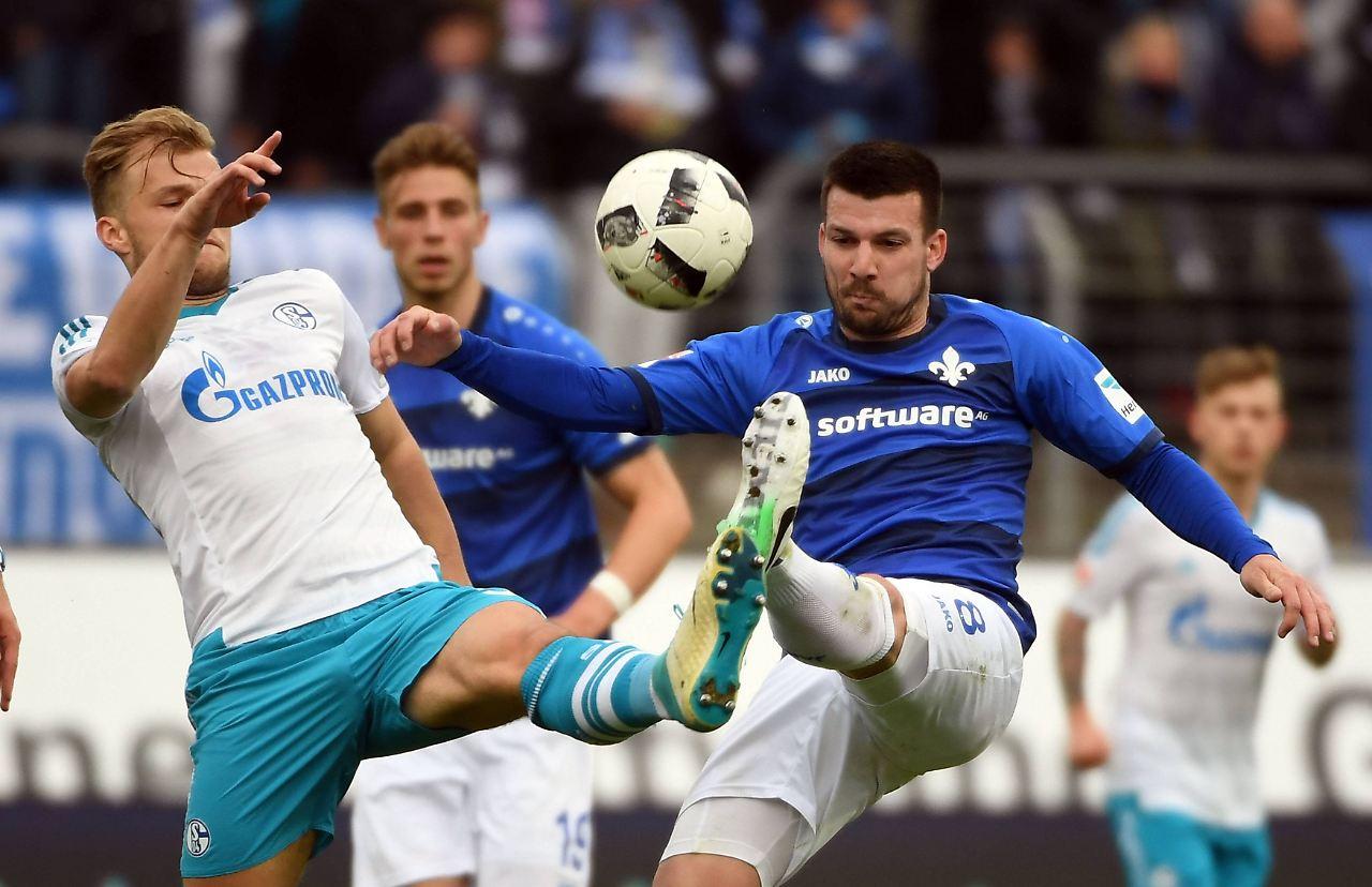 Darmstadt Gegen Schalke