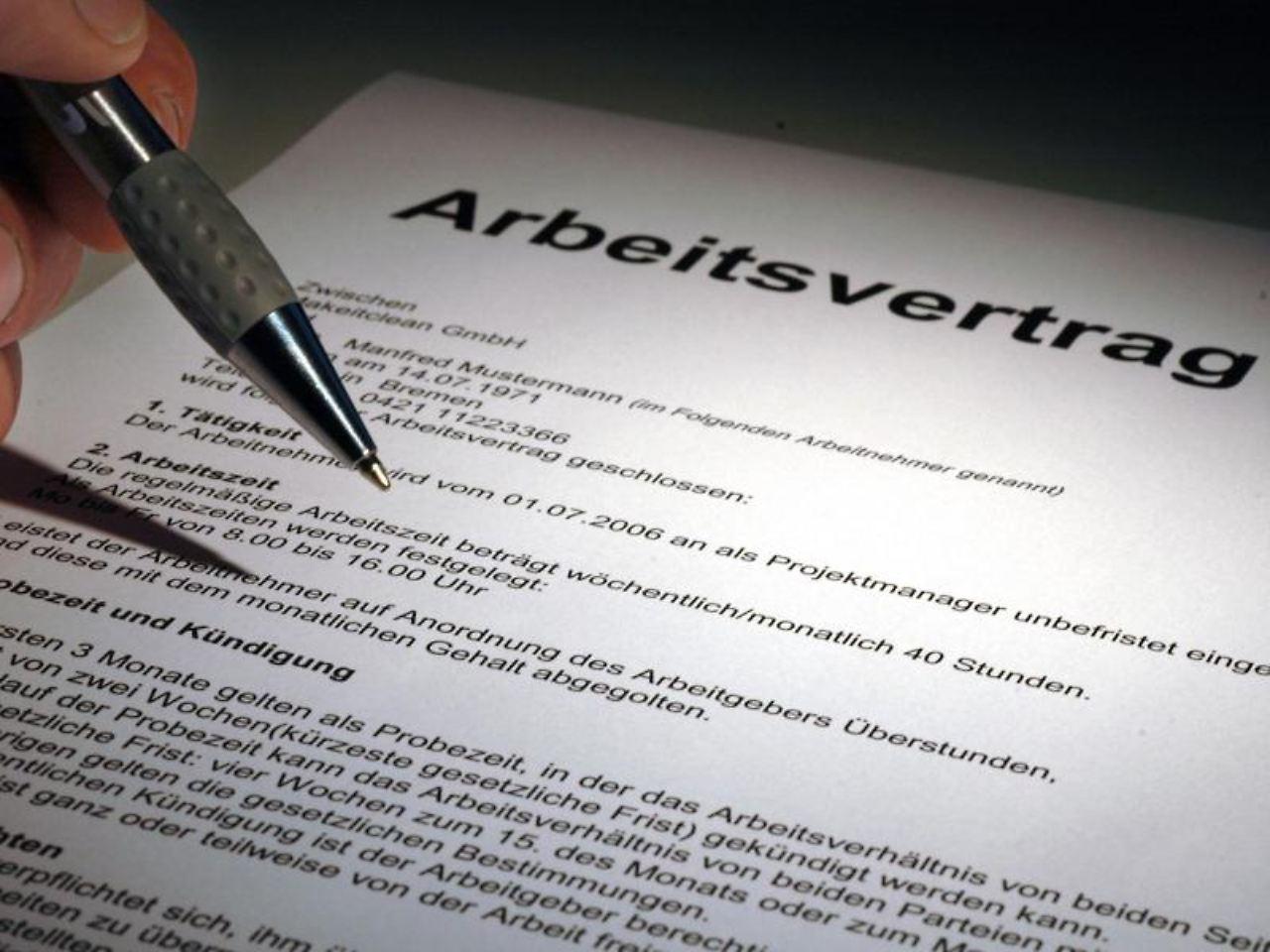 Klauseln, Unterschrift, Form: Drei Mythen rund um den Arbeitsvertrag ...
