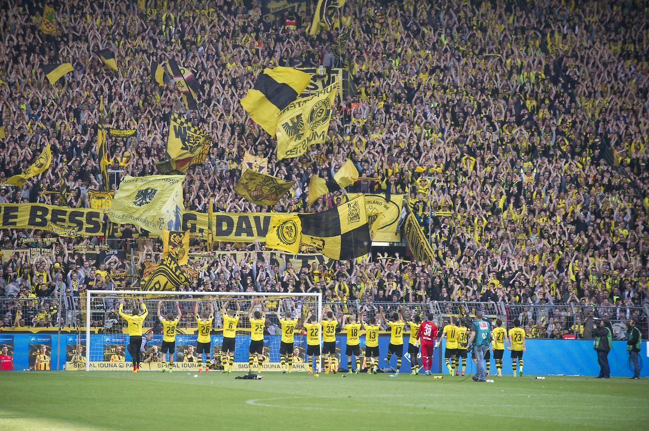 Aus Protest gegen Polizeieinsatz: BVB-Ultras bleiben Spiel fern