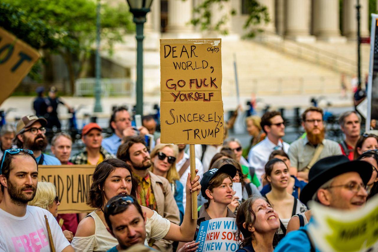 Nach Trumps Klimarückzug: Europa stemmt sich dagegen