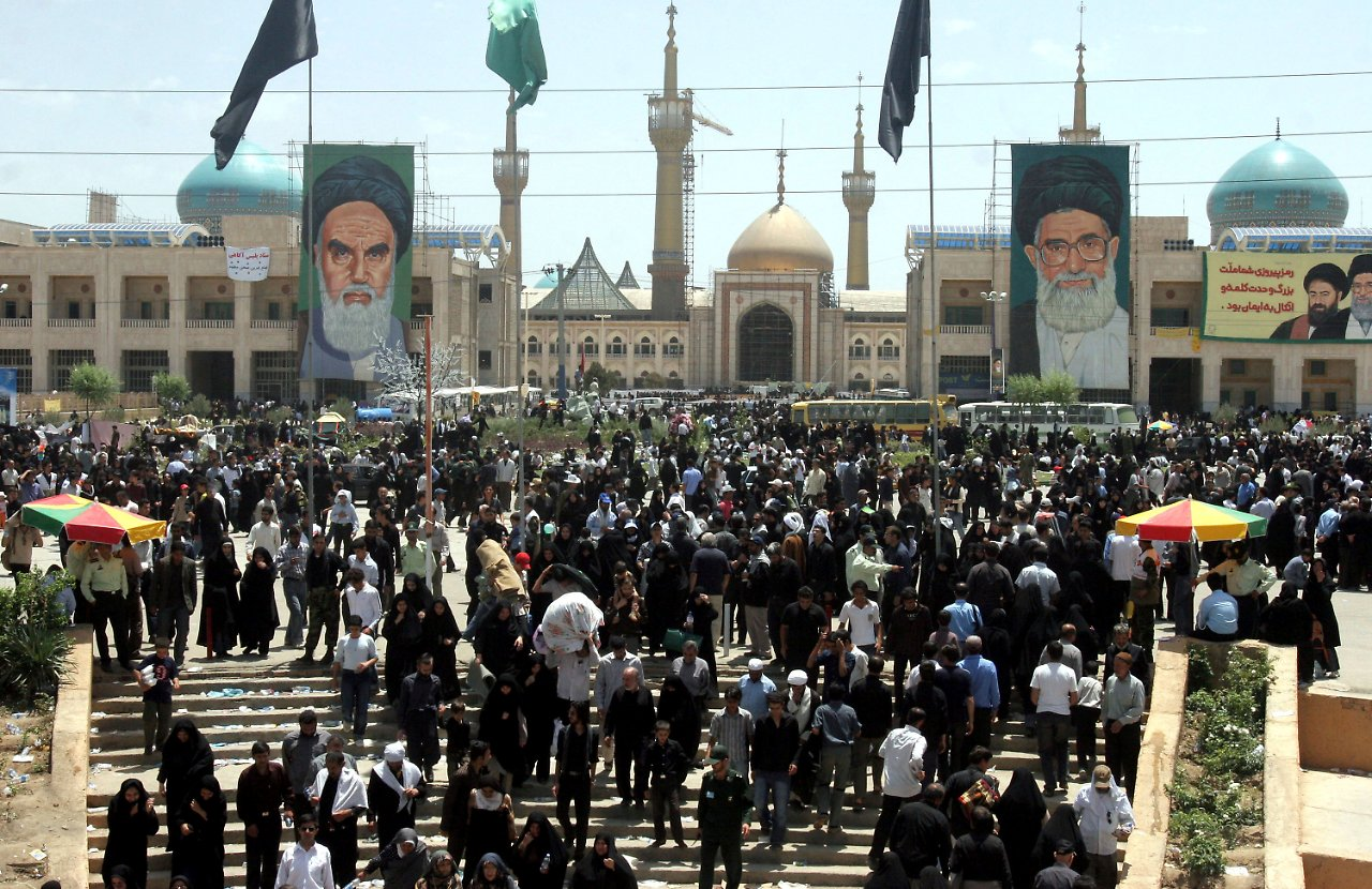 Parlament | Schießerei in iranischem Parlament und Chomeini Mausoleum