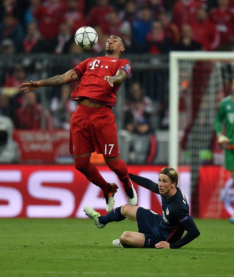 Jérôme Boateng spielt seit 2011 bei den Bayern