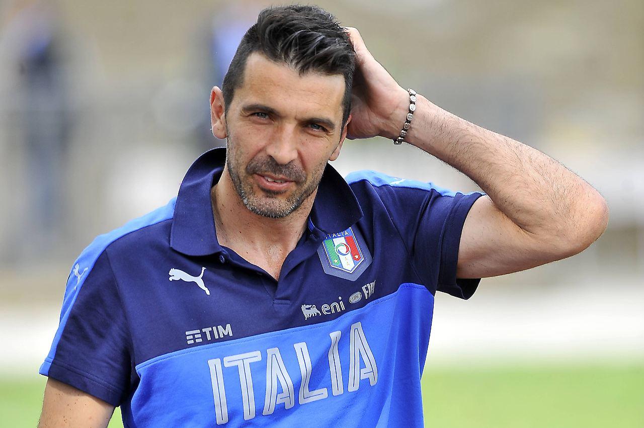 Buffon will im Fall von Champions-League-Titel weiterspielen