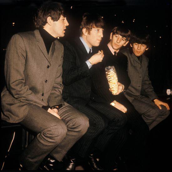 """Für ihren Dokumentarfilm """"Let It Be"""" gab es 1971 den Goldjungen für die beste Filmmusik."""
