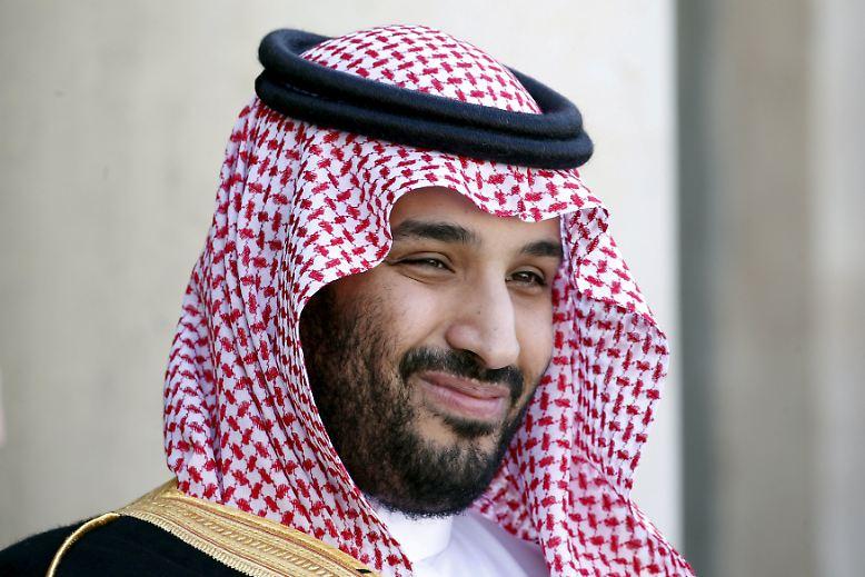 Der Kronprinz von Saudi-Arabien und damit Thronfolger ist erst 31 Jahre alt und heißt Mohammed bin Salman.