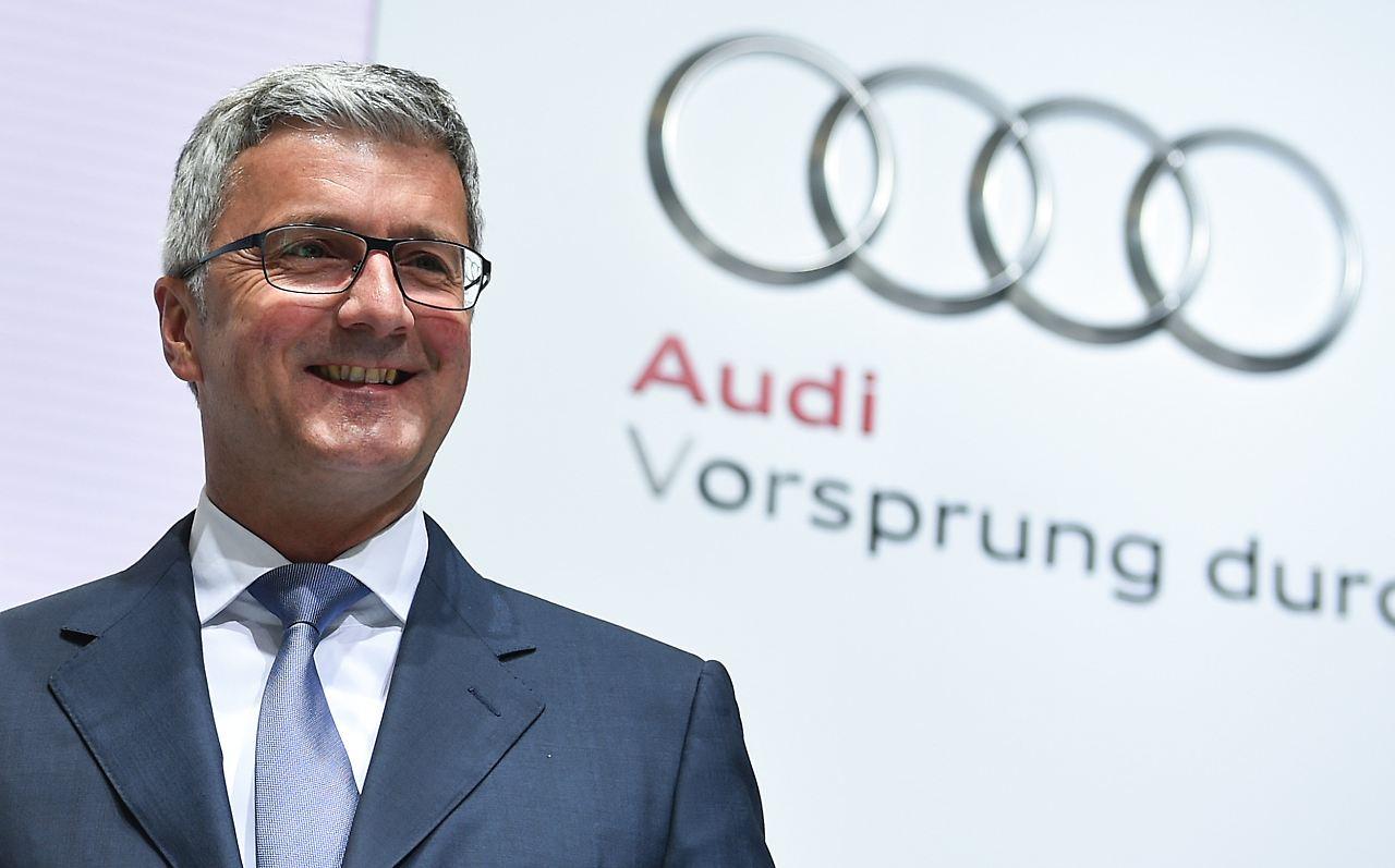 Quot Keine Visionen Quot Quot Intrigant Quot Dossier Attackiert Audi