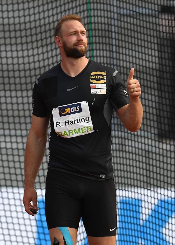 Christoph Harting Robert Harting