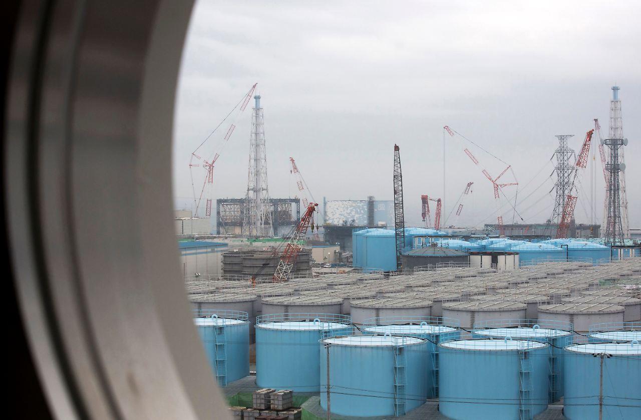 verstrahltes wasser in fukushima tepco will tritium ins  ~ Geschirrspülmaschine Wasser Ablassen