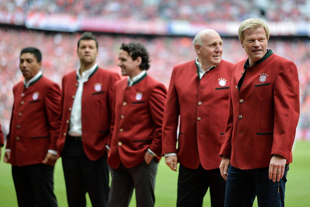 Hoeneß: Neuer Bayern-Sportdirektor