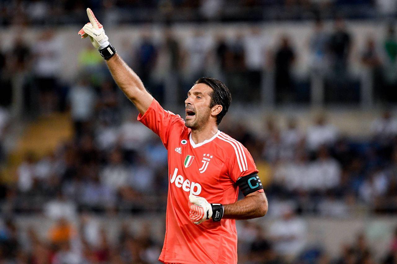 Gianluigi Buffon gilt als Außenseiter auf den Titel
