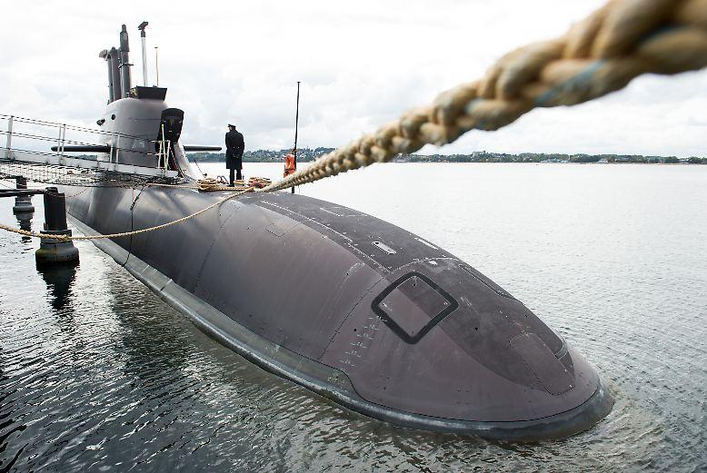 Seitdem es U-Boote gibt, faszinieren sie die Menschen.