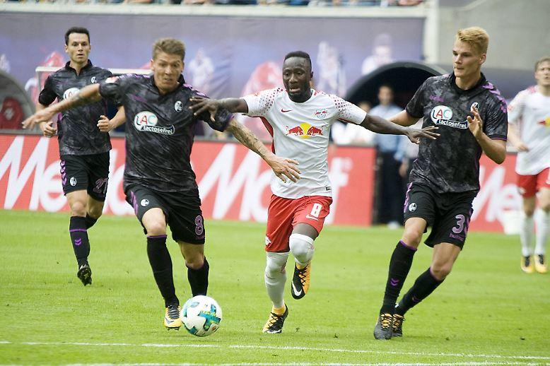 """""""Mit der Qualität von Leipzig kann ich der Mannschaft keinen Vorwurf machen. Das ist nicht unser Maßstab."""""""