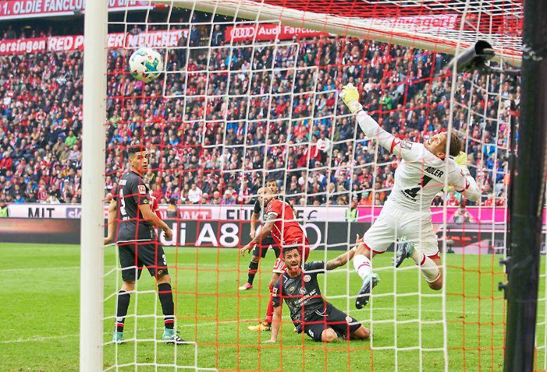 FC Bayern - FSV Mainz 4:0 (2:0)