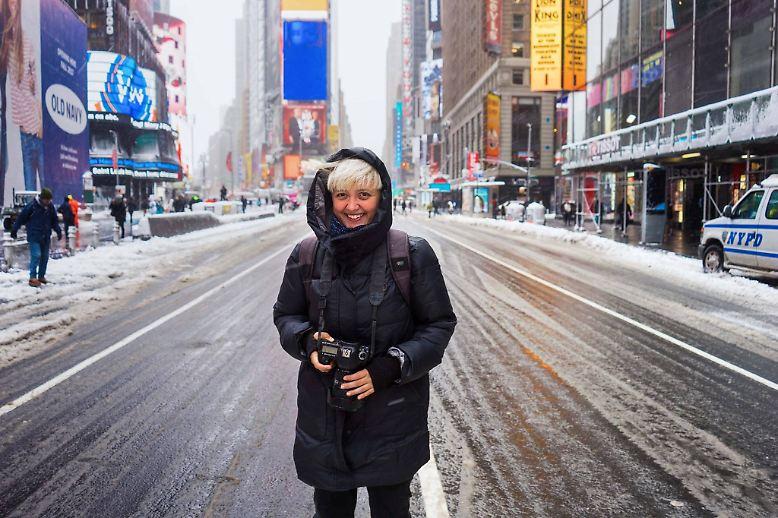 Fotografin Mihaela Noroc ist mit einigen der Frauen, die sie porträtiert hat, noch in Kontakt - und will nach den überwältigenden Reaktionen aus aller Welt bald wieder die Kamera nehmen und losziehen.