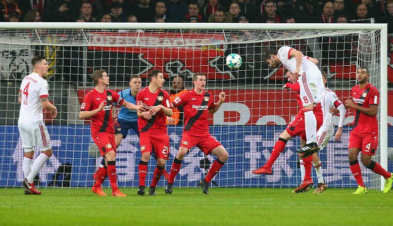 Bayer Leverkusen - FC Bayern 1:3 (0:1)