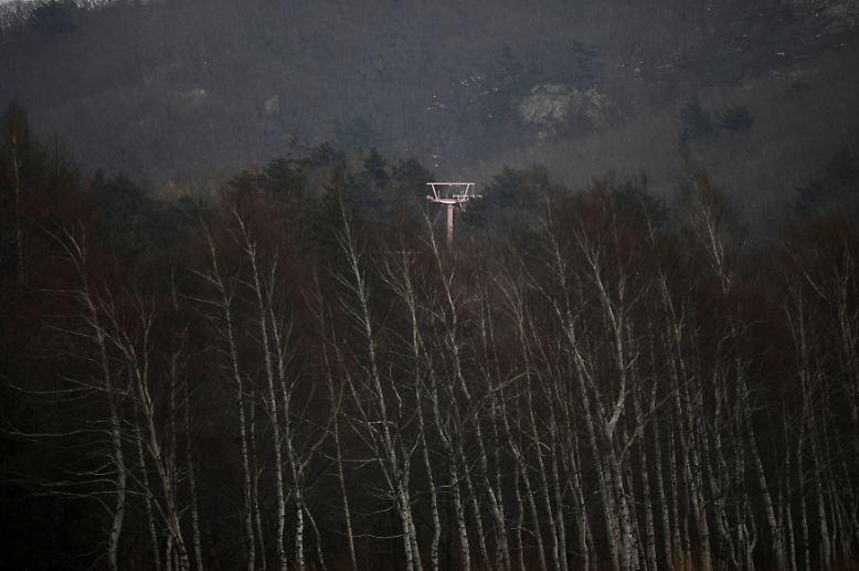Gerade mal 100 Kilometer liegen zwischen dem Skigebiet Alps und dem südkoreanischen Olympiaort Pyeongchang.