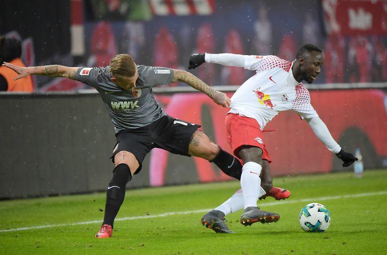 RB Leipzig - FC Augsburg 2:0 (1:0)