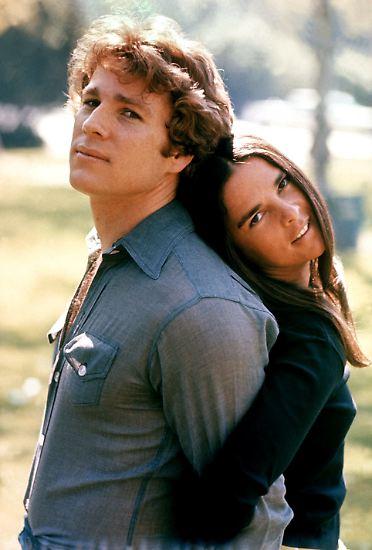 """Die einen sagen: Große Liebesgeschichten - angefangen beim Hollywood-Klassiker """"Love Story"""" (1970) mit Ryan O'Neal und Ali McGraw über ..."""